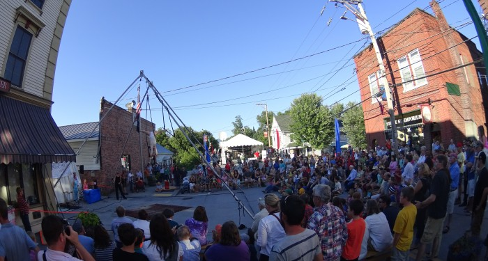 Waterbury Arts Fest - aPQ Production