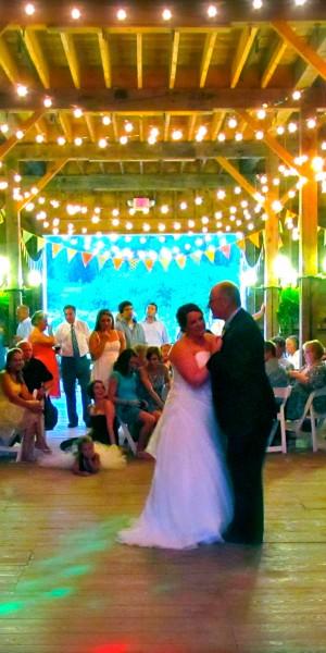 VT Wedding DJ - Father and Bride Dance