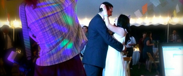 Are you searching for a Pro Wedding DJ?  Booking now for 2015!